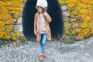 Fall Style: Layered Sweaters and Ankle Boots