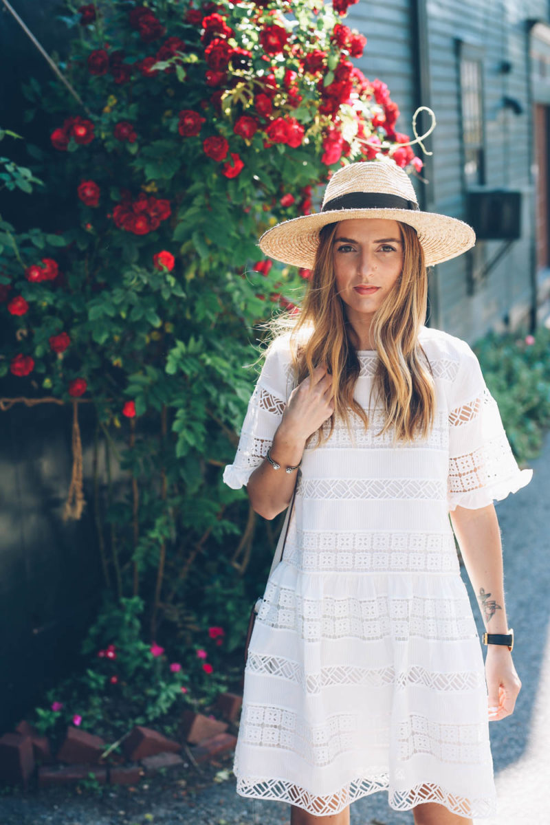 6 GORGEOUS WHITE DRESSES FOR SUMMER UNDER $200