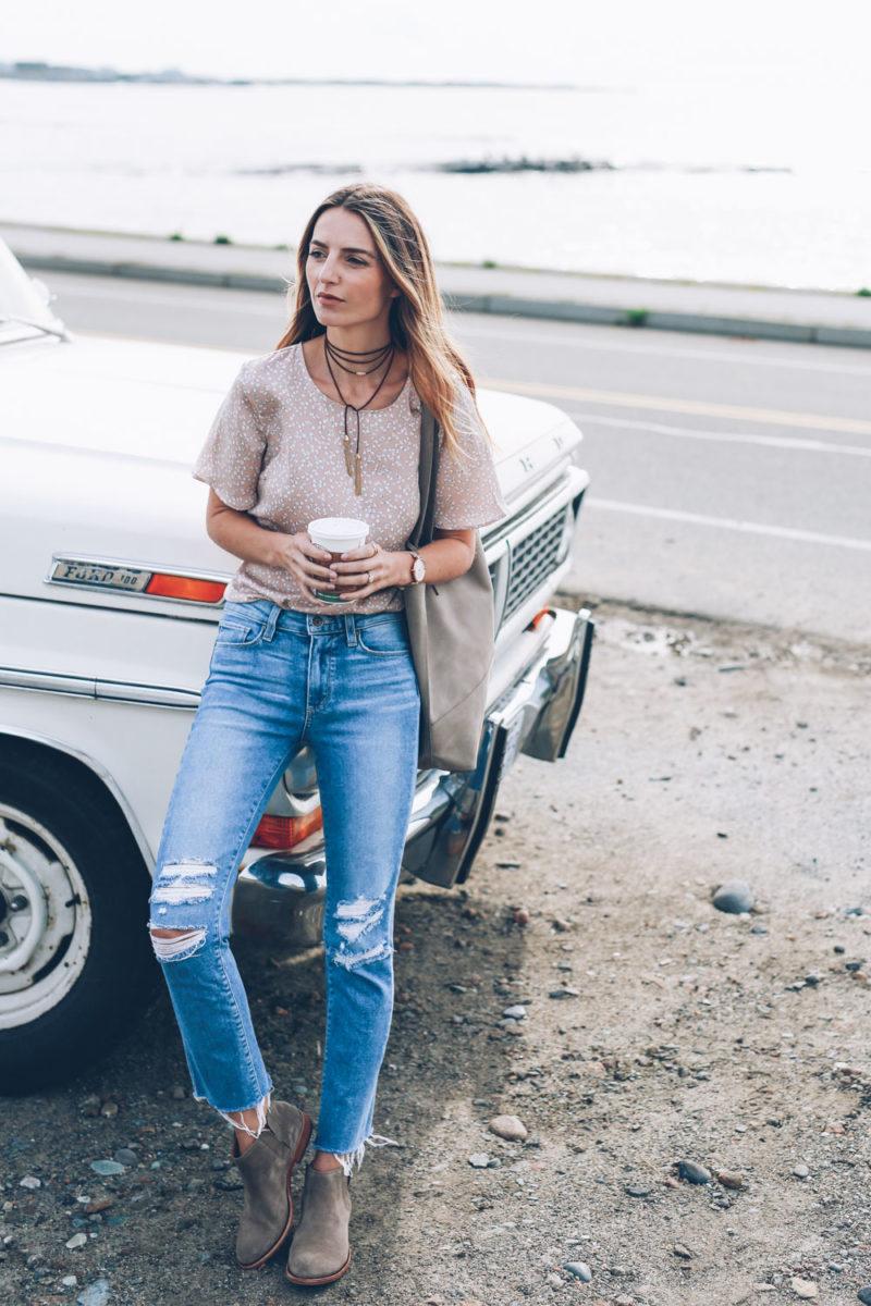 Boyfriend Jeans Womens