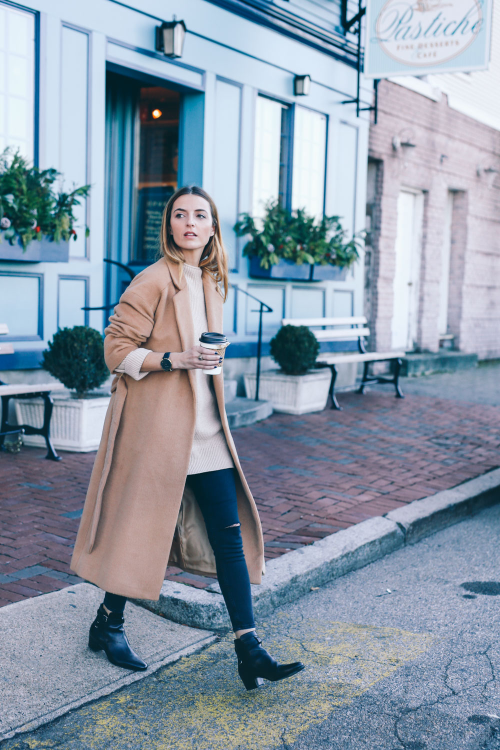 Jess Ann Kirby shares what it's like to be a full time blogger