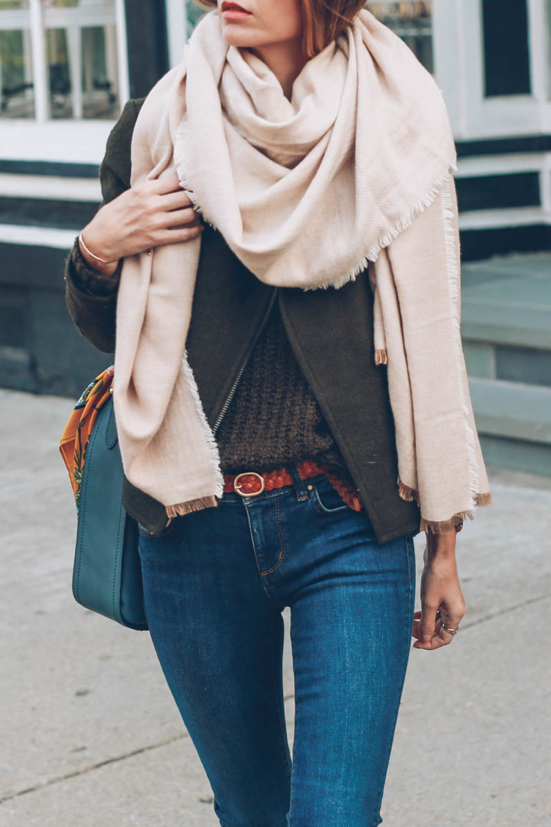 How to Wear Earth Tones For Fall