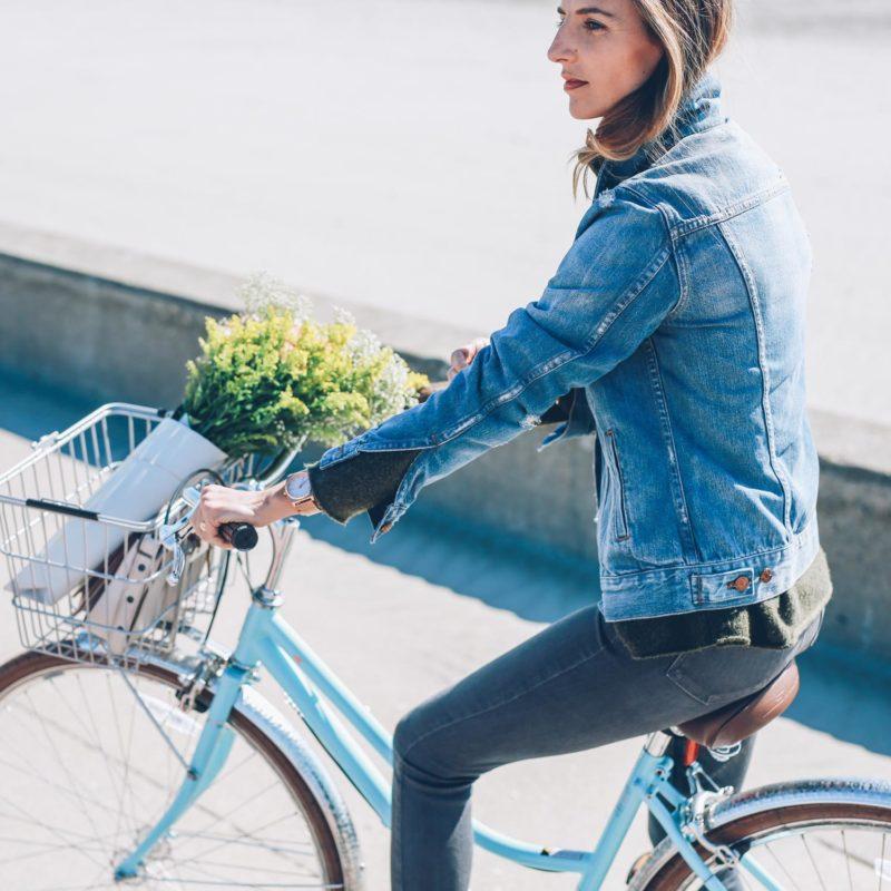 Weekend Style: The Denim Jacket