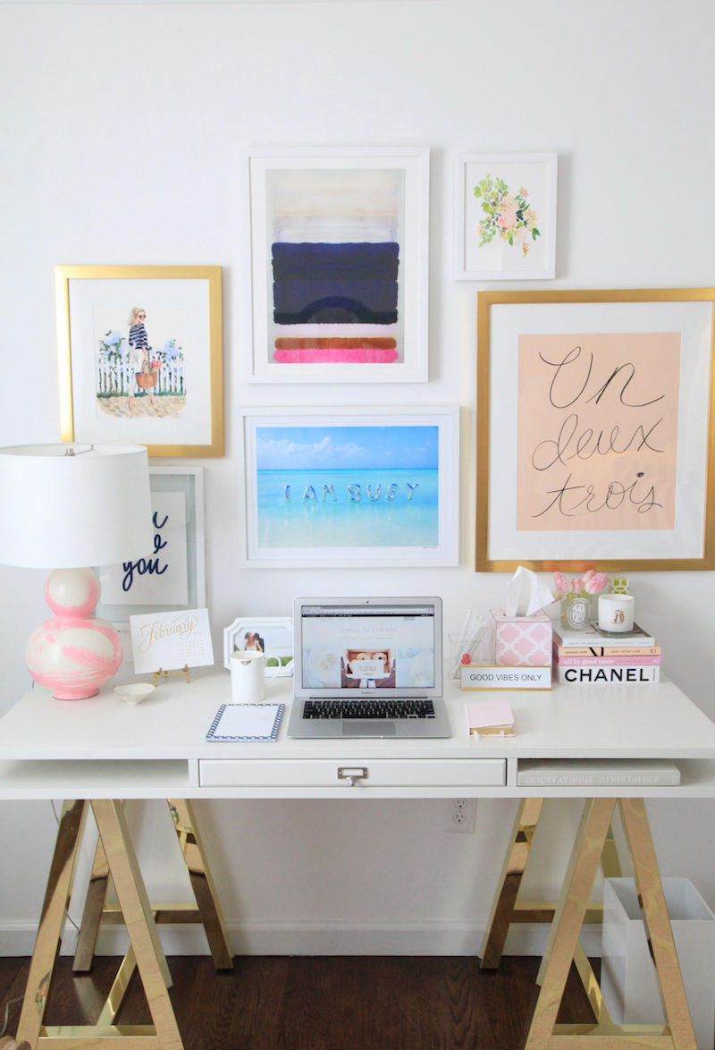6 Tips for Hanging a Gallery Wall