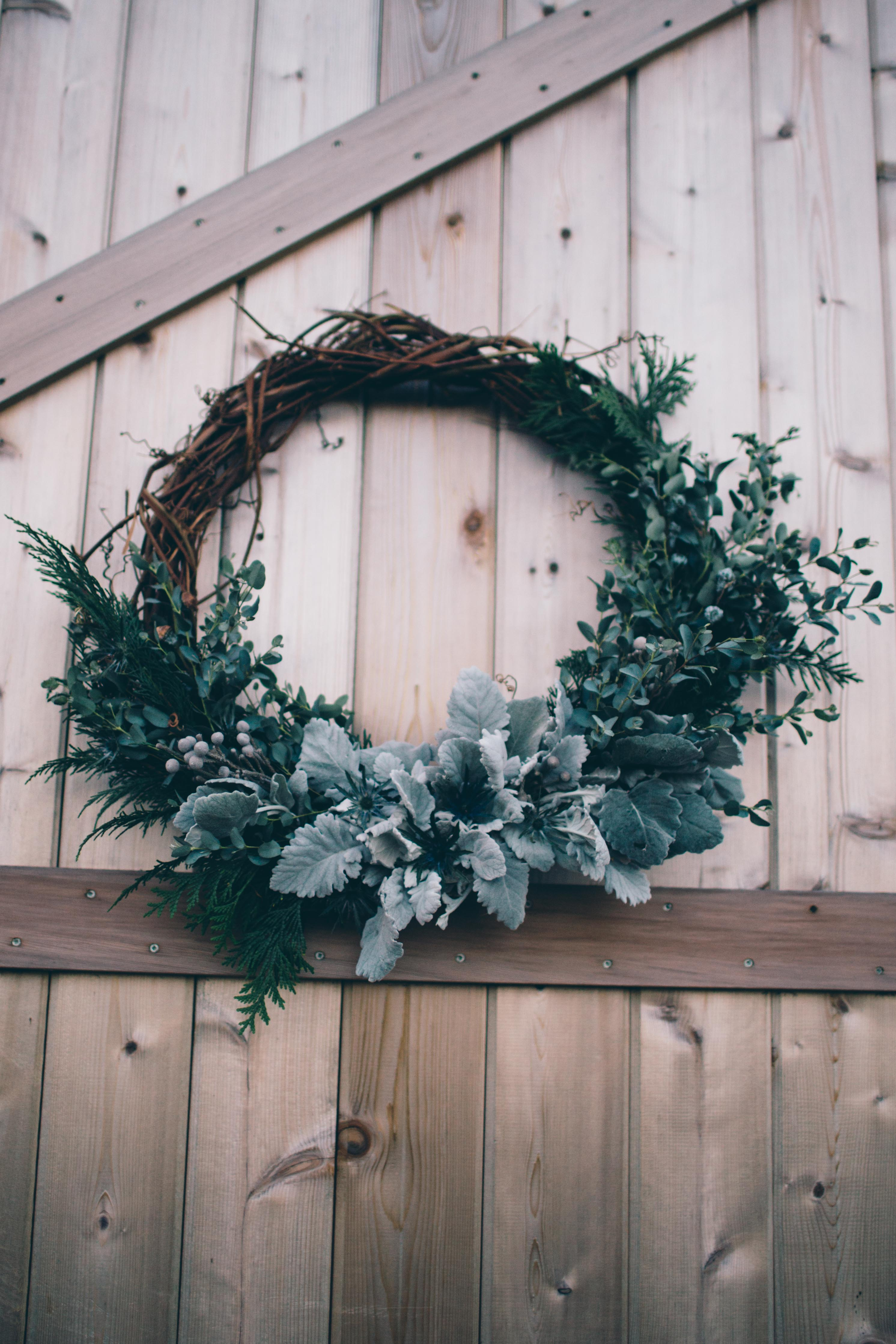 Jess Ann Kirby will be attending wreath decorating workshops in Newport and Providence Rhode Island this holiday season