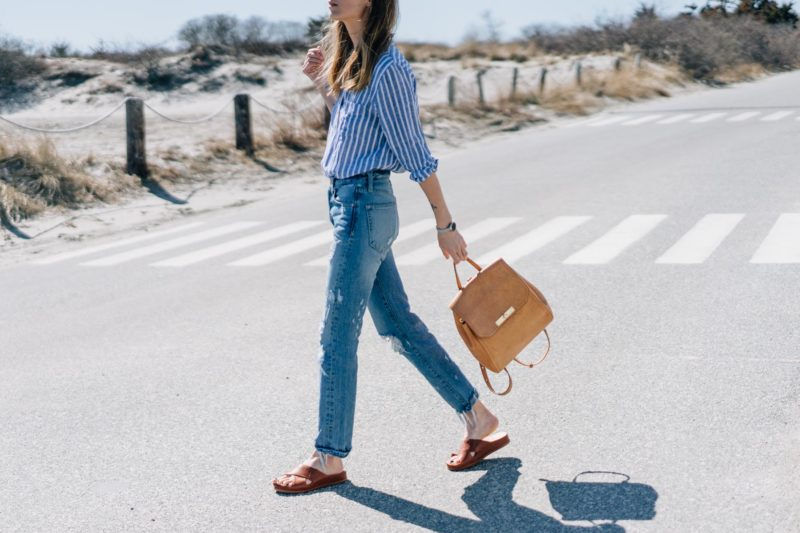 Off Duty Style for Spring