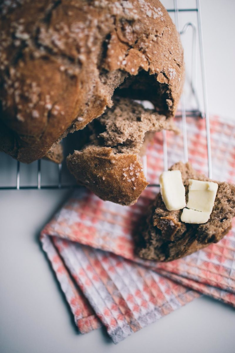 Simple Homemade Bread Recipe