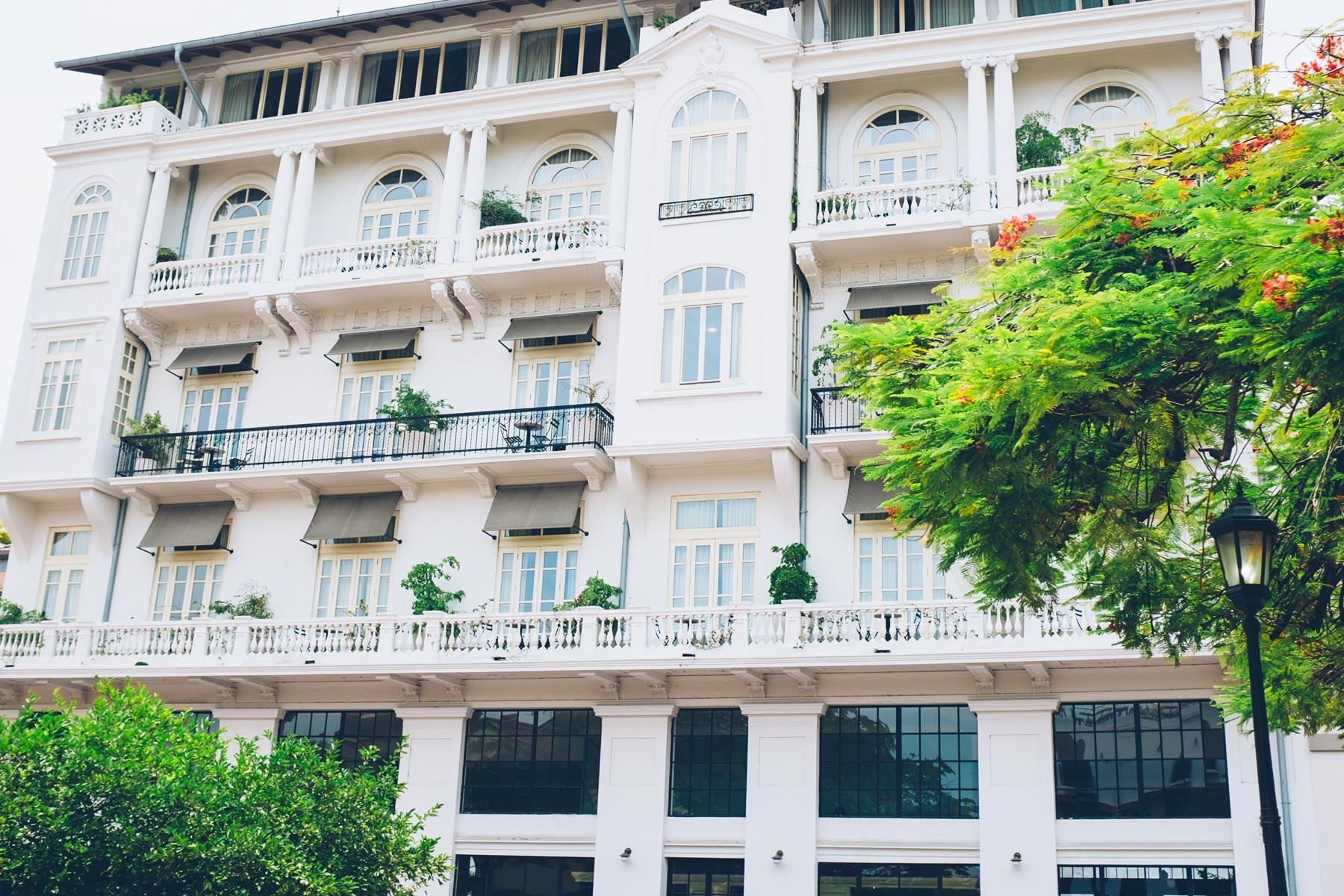 The American Trade Hotel in Casco Viejo, Panama City