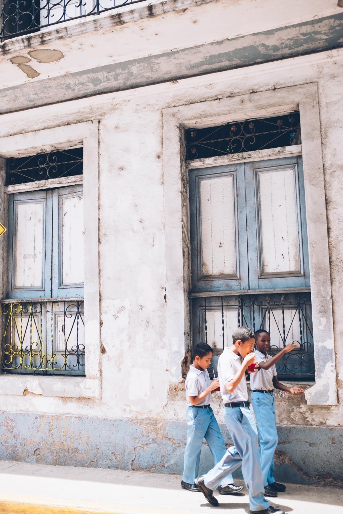 Jess Ann Kirby's Casco Viejo Panama City Travel Diary, Kids After School