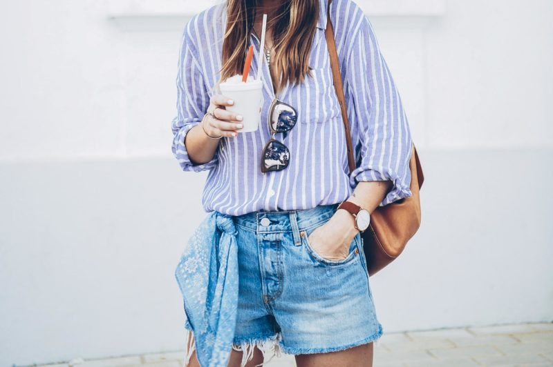 The Best Denim Cutoff Shorts