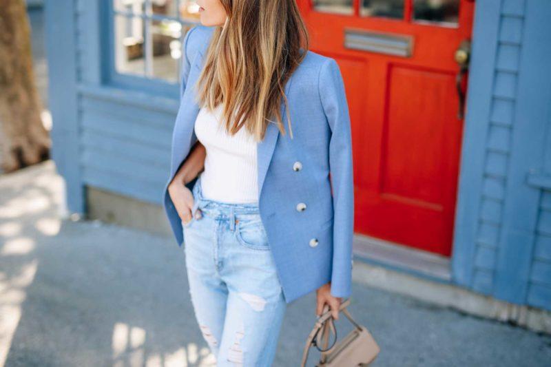 Wardrobe Staples: A Tailored Blazer