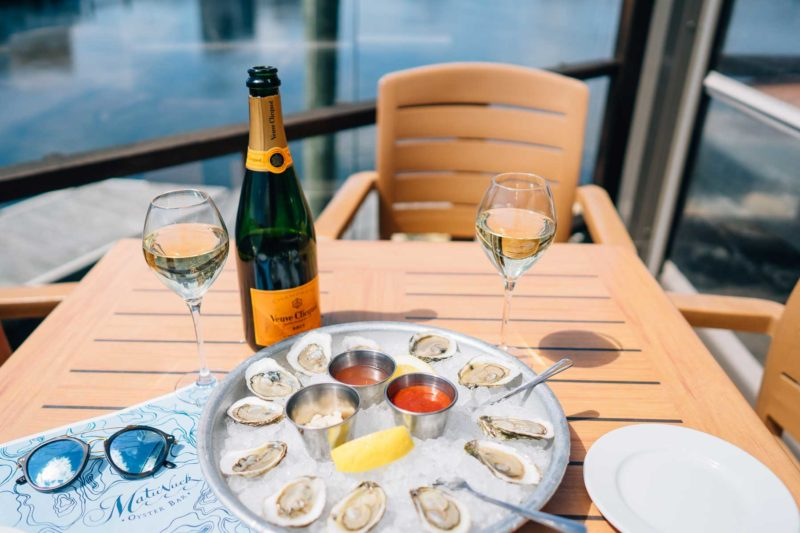 Four Great Places for Oysters in Rhode Island