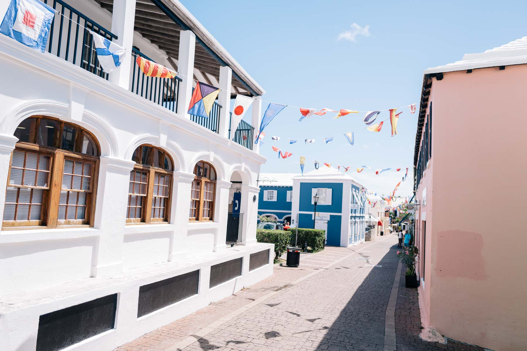 Exploring Downtown Saint George in Bermuda on JessAnnKirby.com