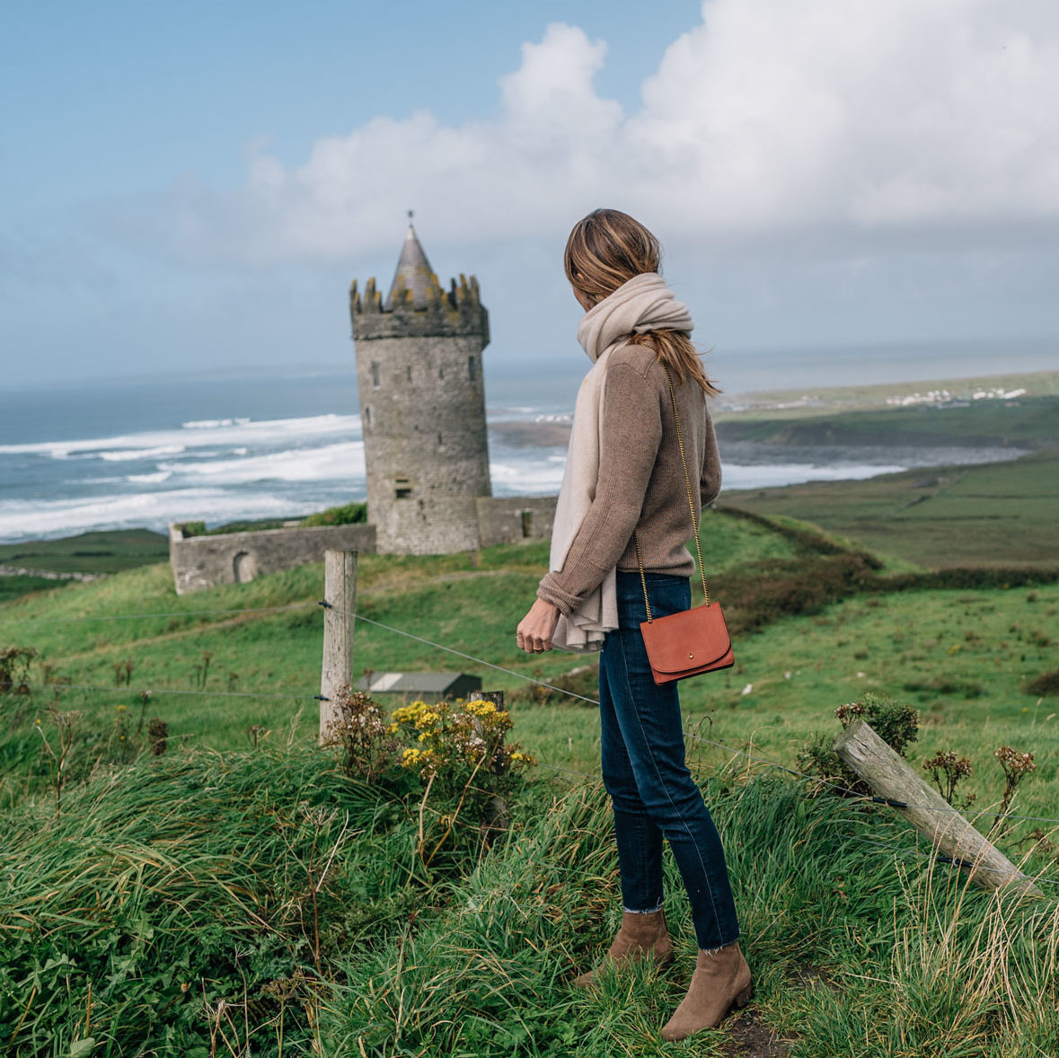 Jess Ann Kirby plans to re-visit Ireland in 2018