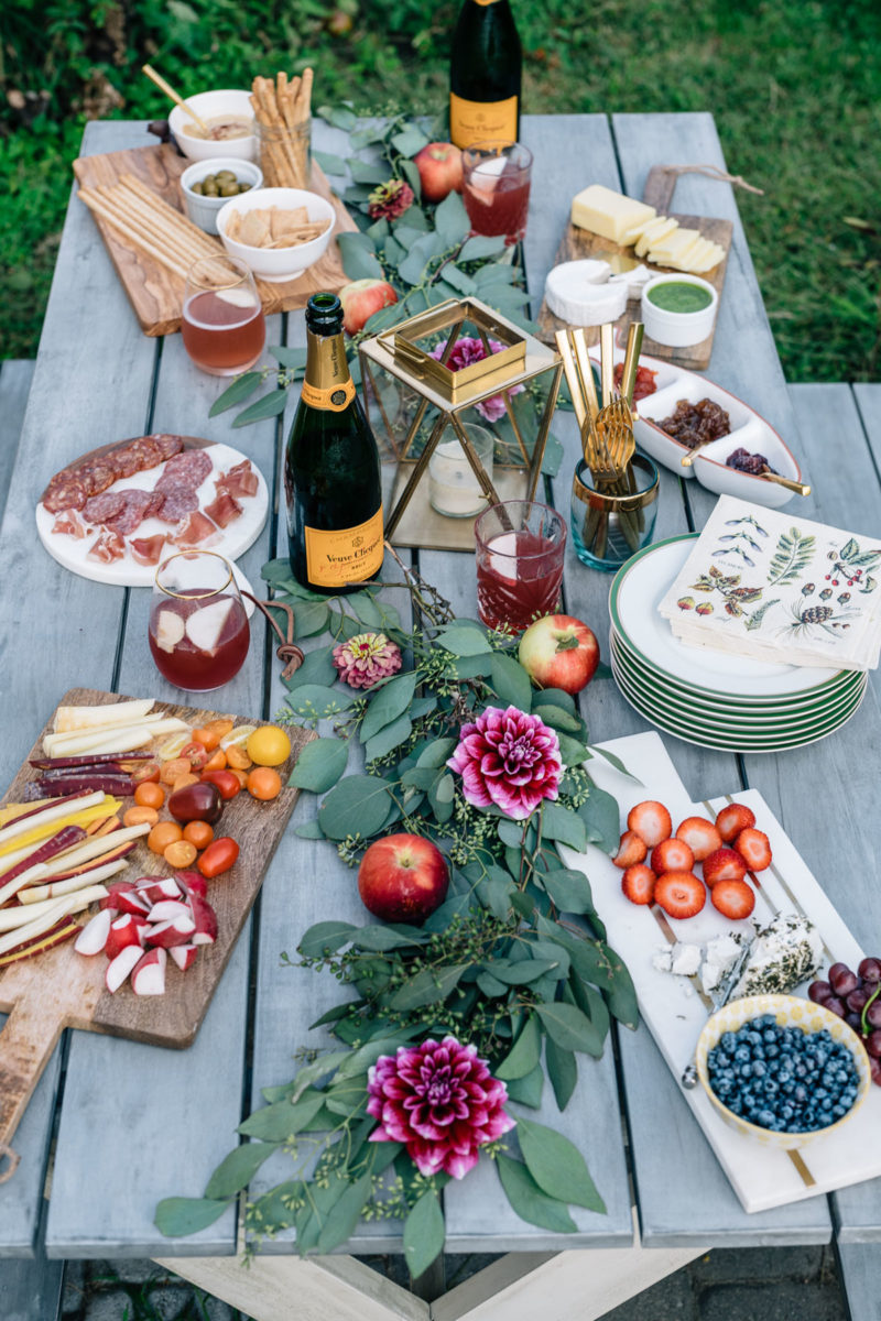 Fall Entertaining: Happy Hour at Home
