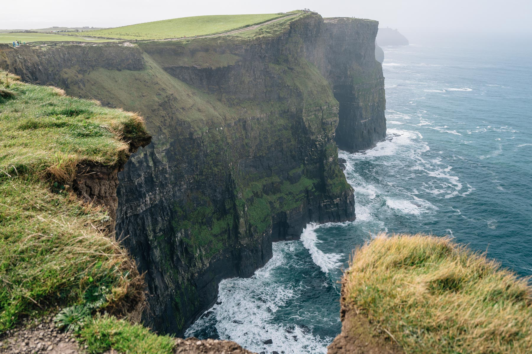 Jess Ann Kirby's Ireland Road Trip Travel Diary, Cliffs of Moher