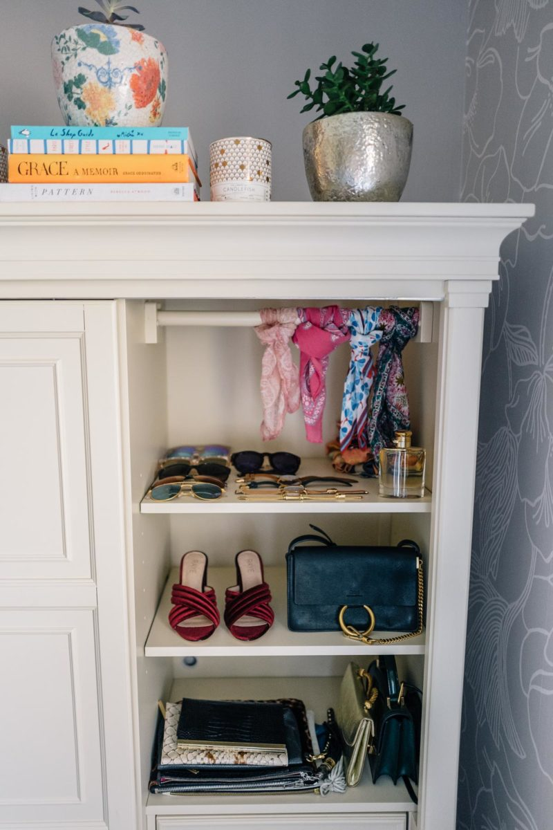Storage Ideas When You Don't Have Closet Space