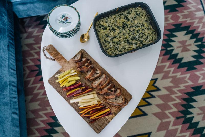 Vegan Artichoke Dip Recipe