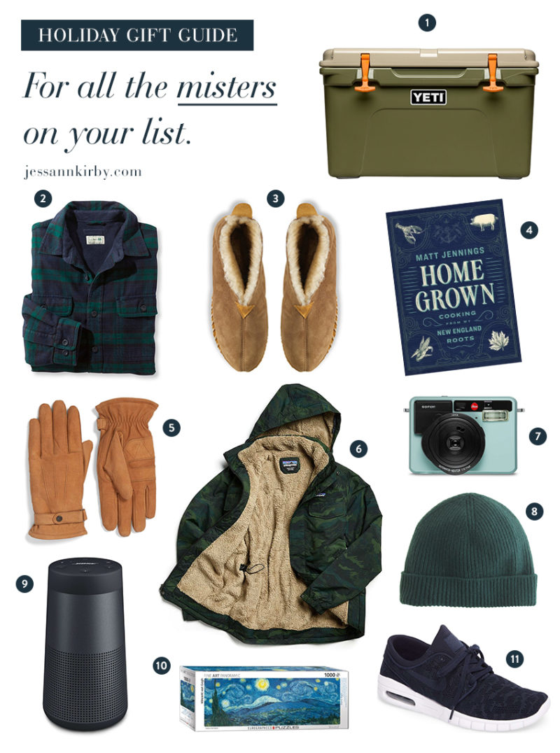Gift Ideas for Guys (They'll Actually Like)