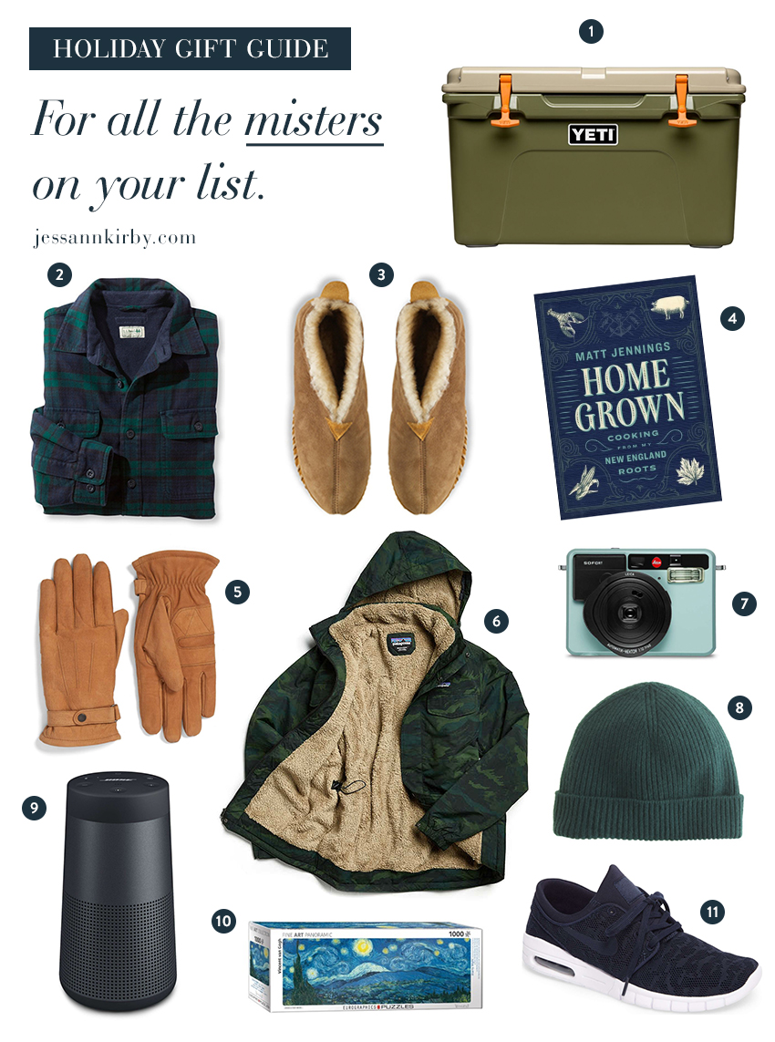 Gift Ideas for Guys (They'll Actually Like)   Jess Ann Kirby