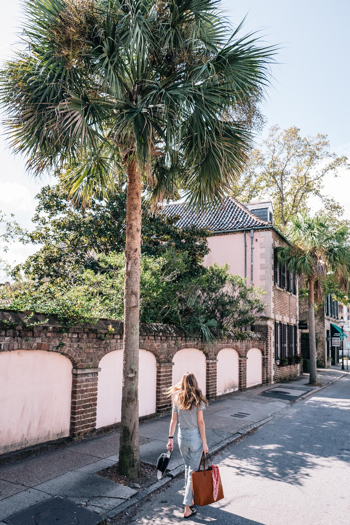 Jess Ann Kirby visits South of Broad in Charleston South Carolina