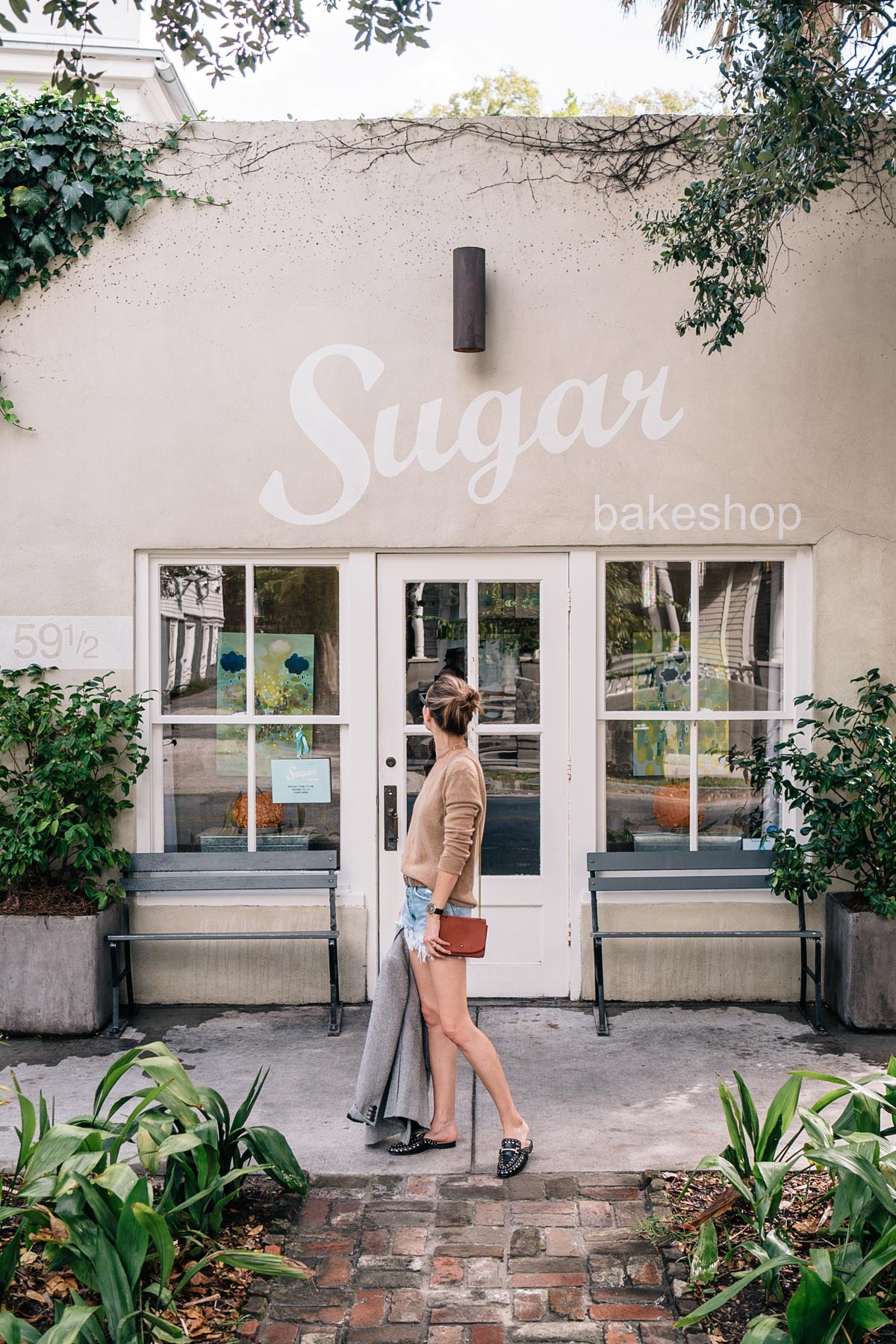 Sugar Bake Shop is worth the visit in Charleston South Carolina