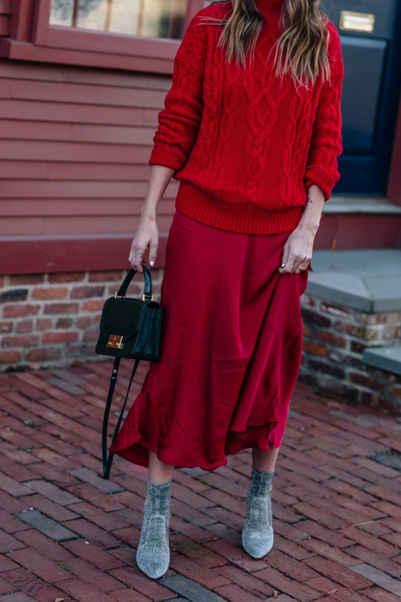 Color of the Moment: How to Wear Red this Season