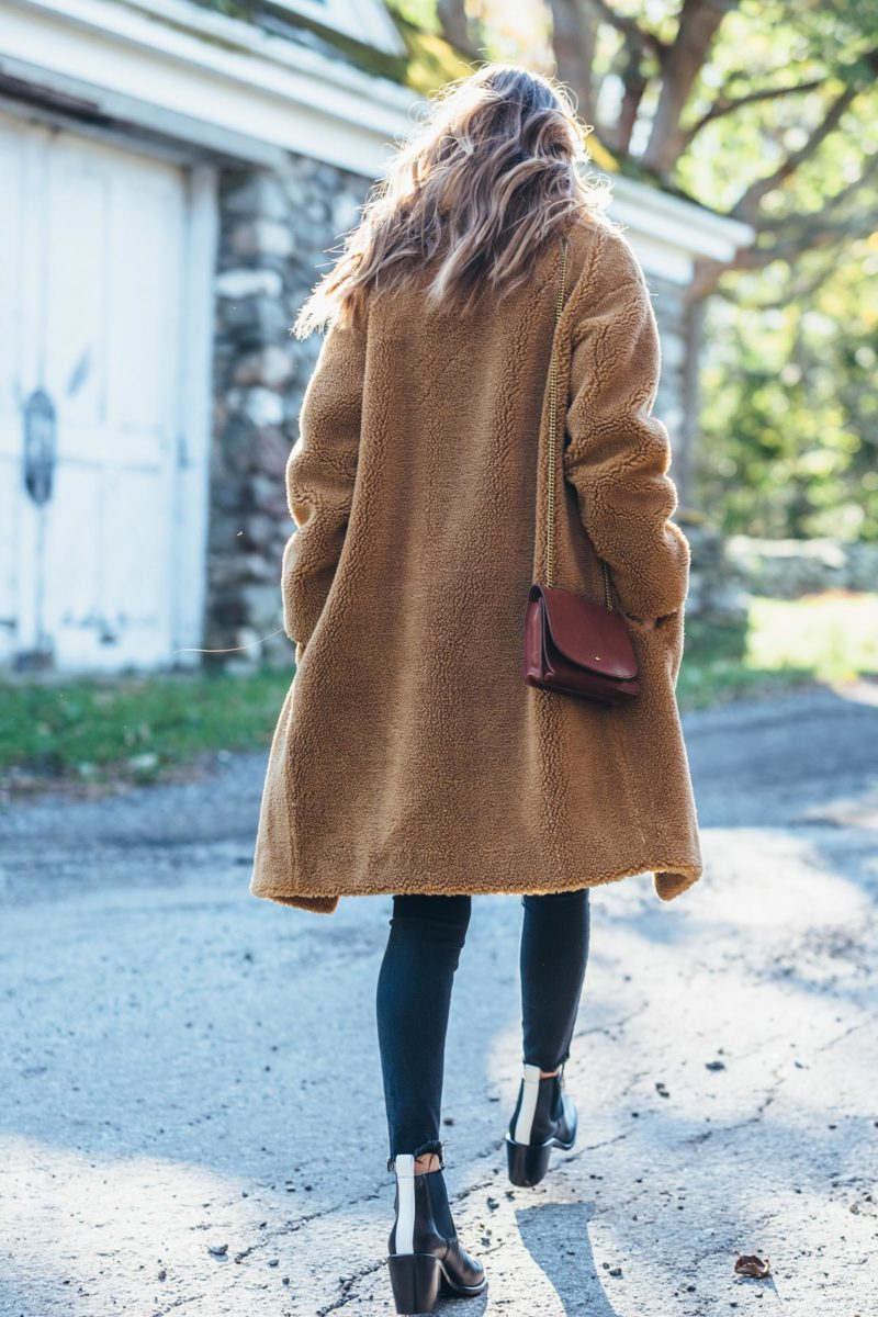 3 Teddy Coats and How To Style Them