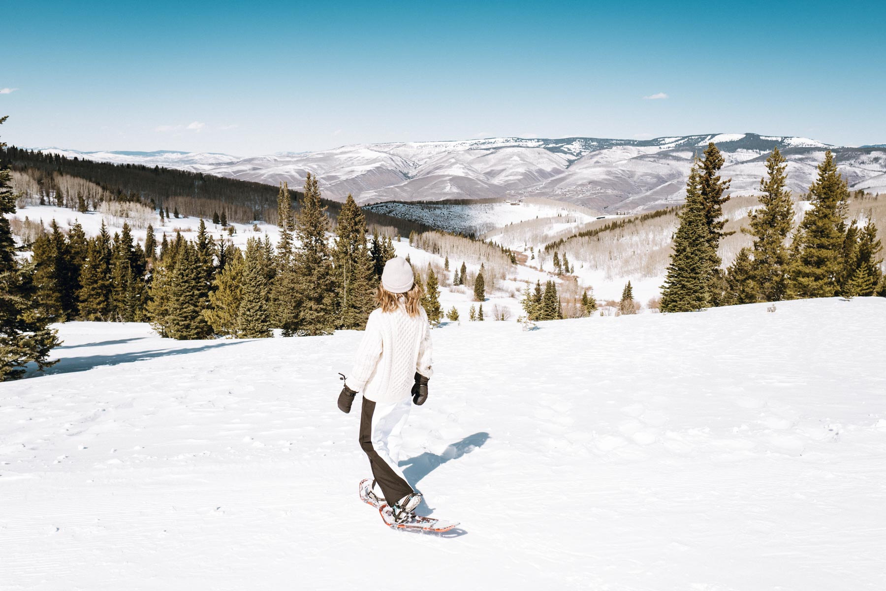Jess Ann Kirby hits the slopes in the Topshop Sno One Piece Ski Suit
