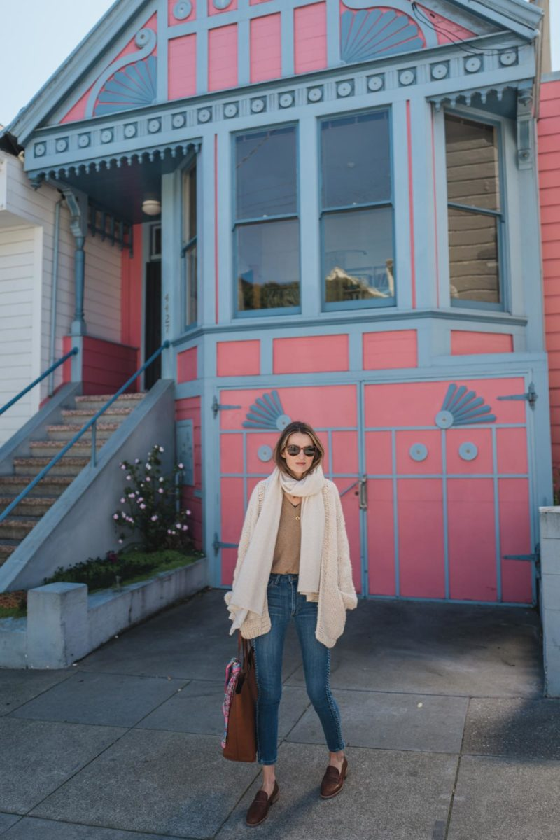 San Francisco: New Neighborhoods and Our HomeAway Stay
