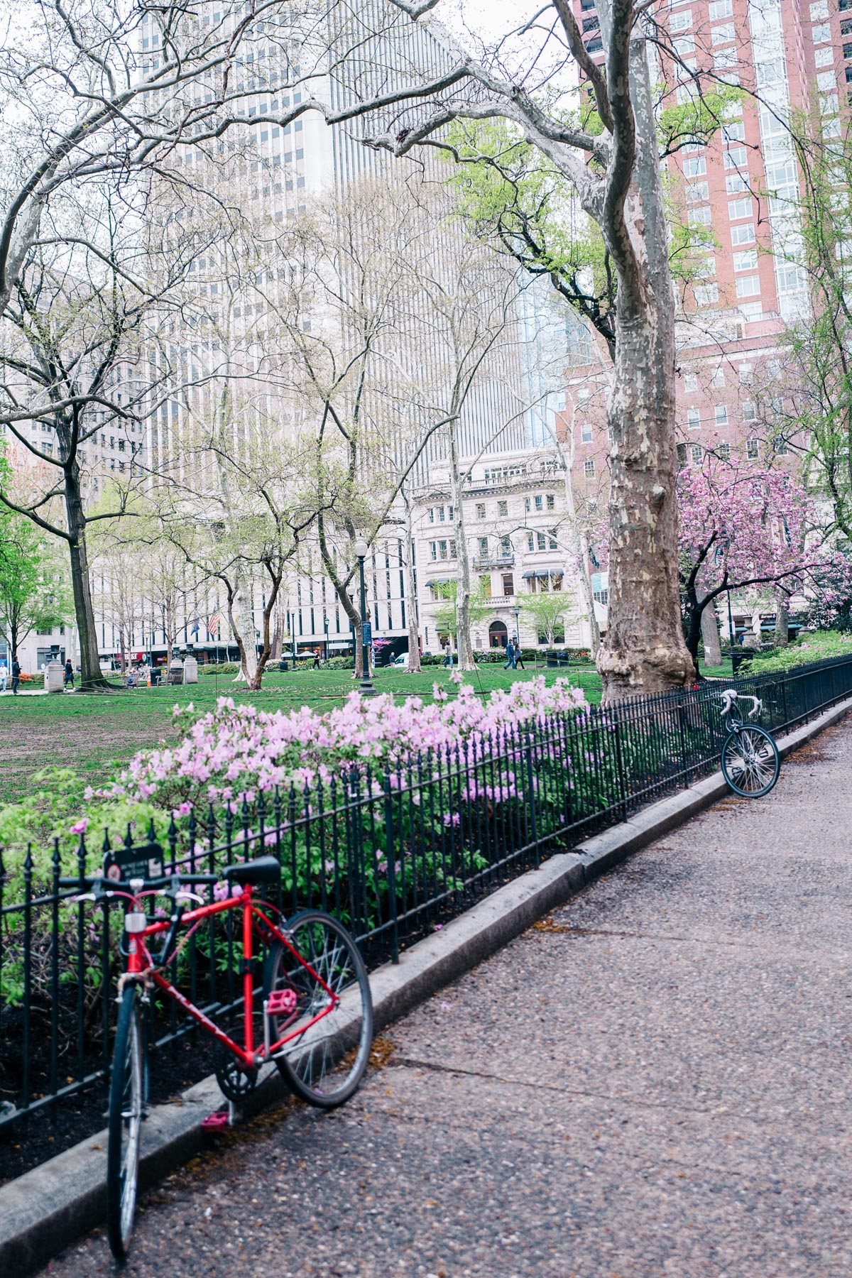 Jess Ann Kirby visits Philly for 48 hours and visits Rittenhouse Square