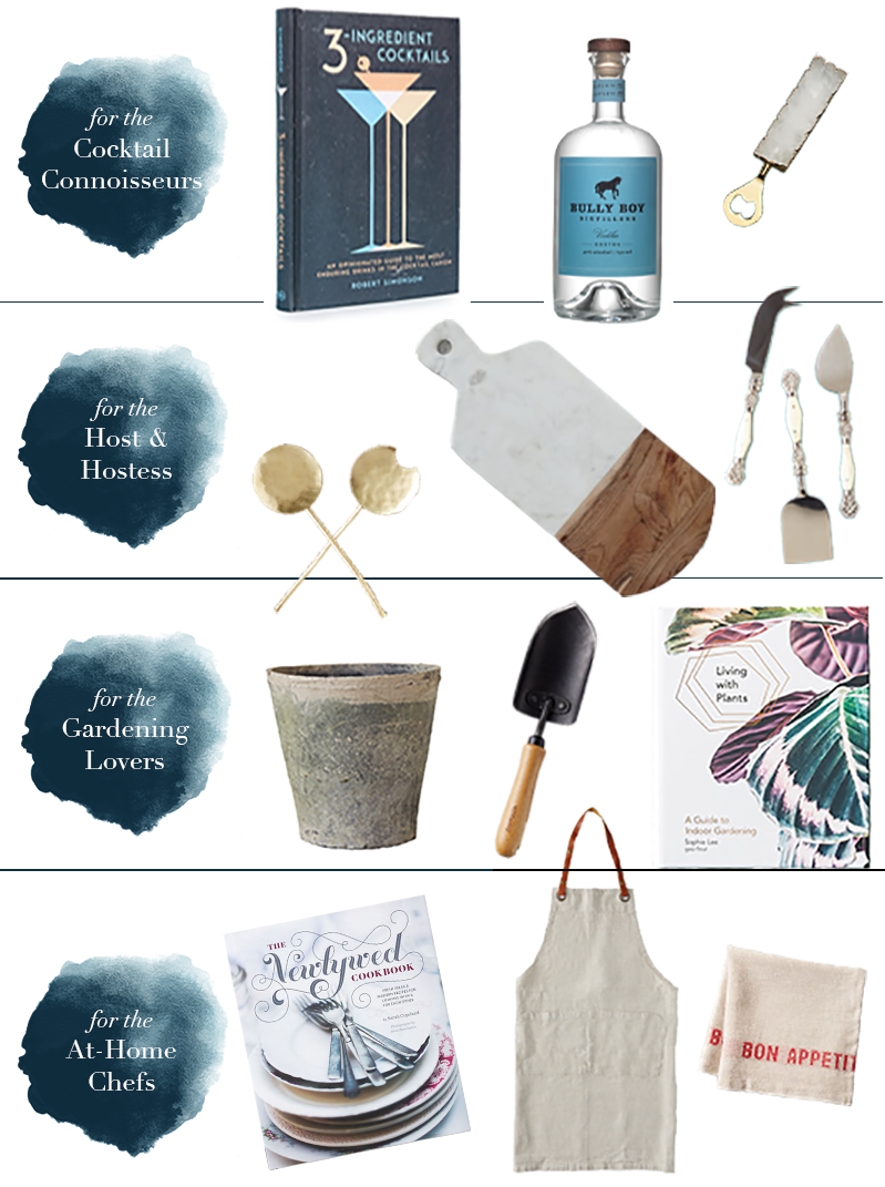 Jess Ann Kirby shares her favorite engagement gift ideas for a newly engaged couple