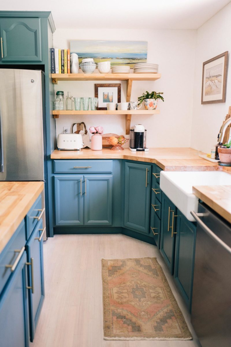 Our Kitchen: A Year Later